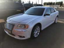 Красноярск Chrysler 300C 2012