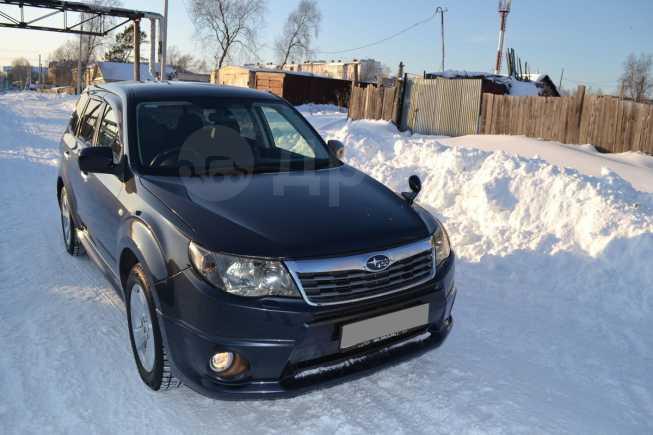 Subaru Forester, 2008 год, 755 000 руб.