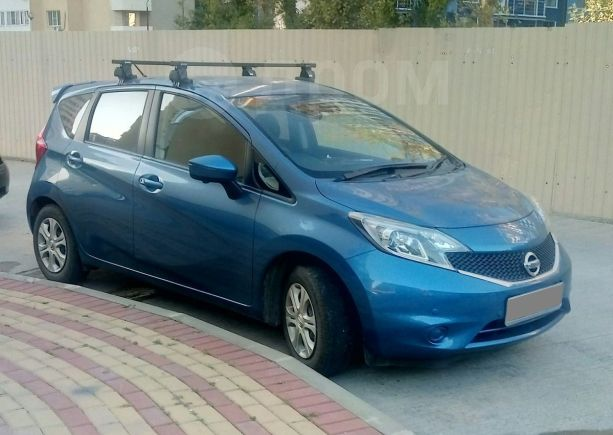 Nissan Note, 2015 год, 580 000 руб.