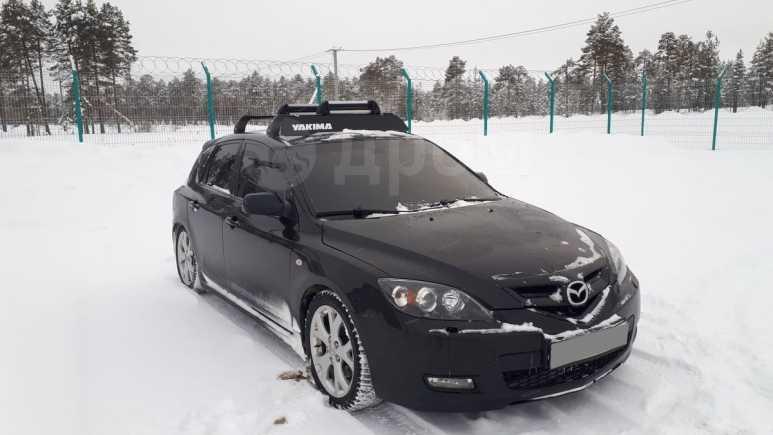 Mazda Mazda3, 2007 год, 460 000 руб.
