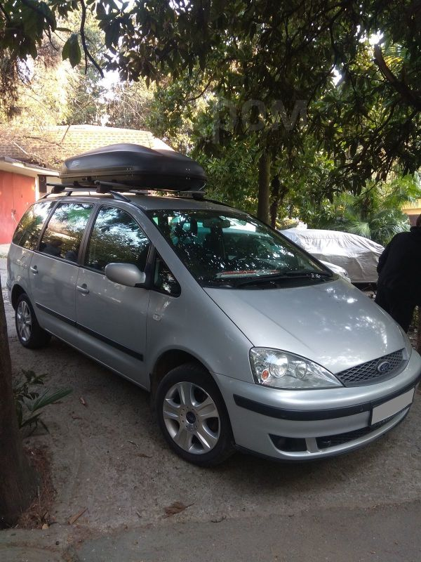 Ford Galaxy, 2003 год, 350 000 руб.
