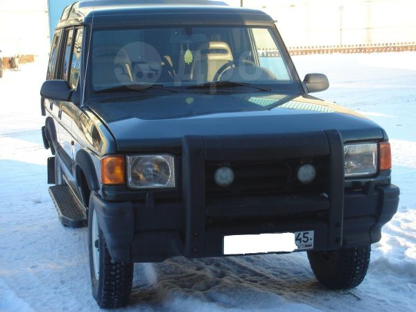 Land Rover Discovery, 1994 год, 260 000 руб.