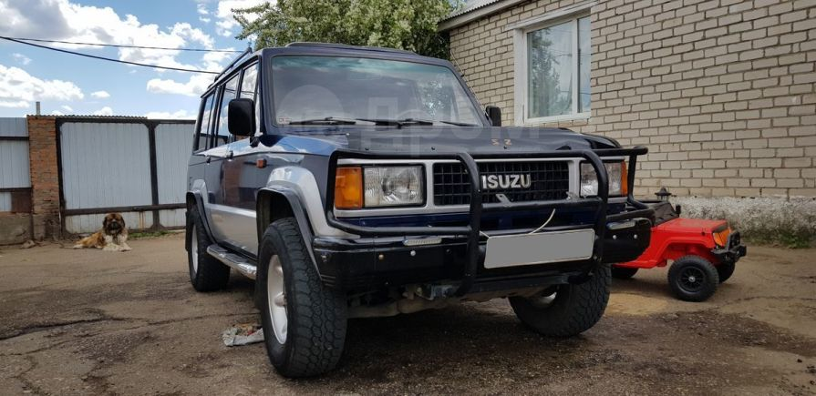 Isuzu Trooper, 1987 год, 399 000 руб.