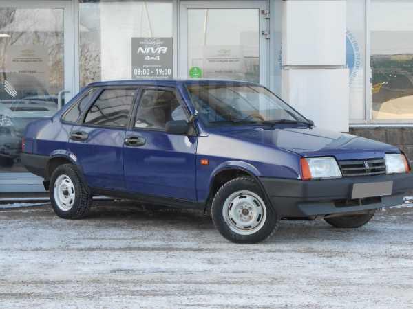 Лада 21099, 1998 год, 84 000 руб.