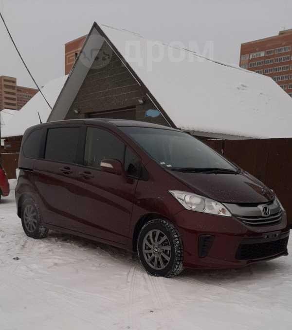 Honda Freed, 2015 год, 815 000 руб.