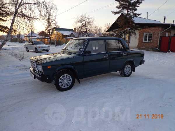 Лада 2107, 2006 год, 112 000 руб.
