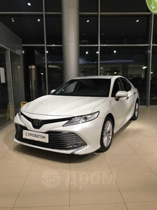 Toyota Camry, 2018 год, 1 735 000 руб.