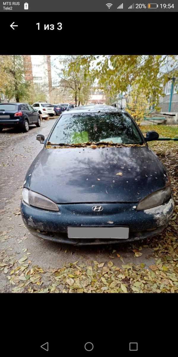 Hyundai Elantra, 1996 год, 50 000 руб.