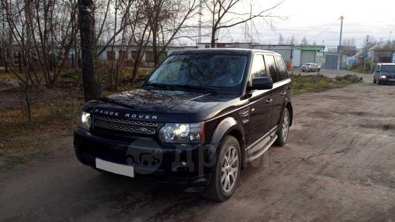 Land Rover Range Rover Sport, 2011 год, 960 000 руб.