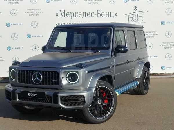 Mercedes-Benz G-Class, 2019 год, 17 100 000 руб.