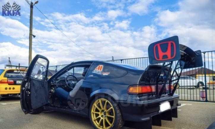 Honda CR-X, 1990 год, 1 000 000 руб.