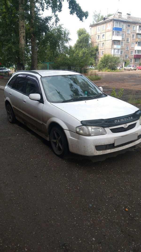 Mazda Familia, 2000 год, 190 000 руб.
