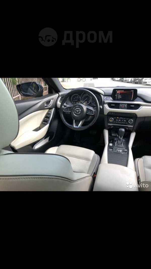 Mazda Mazda6, 2016 год, 1 500 000 руб.