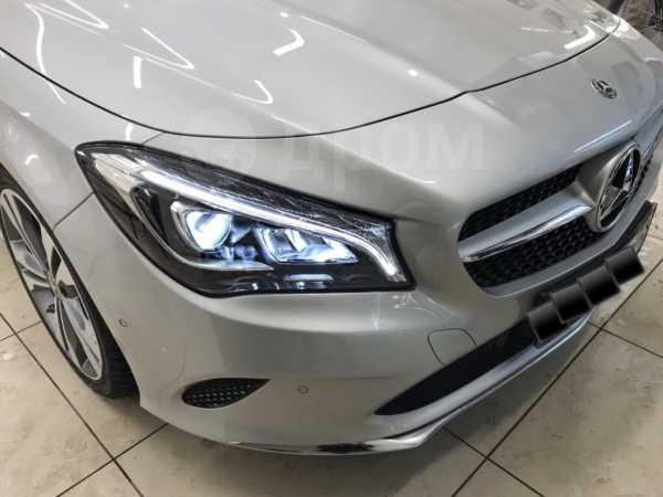 Mercedes-Benz CLA-Class, 2018 год, 1 850 000 руб.