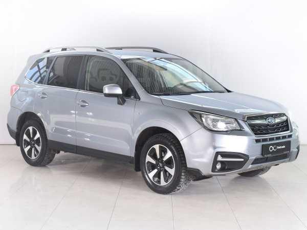 Subaru Forester, 2016 год, 1 594 000 руб.