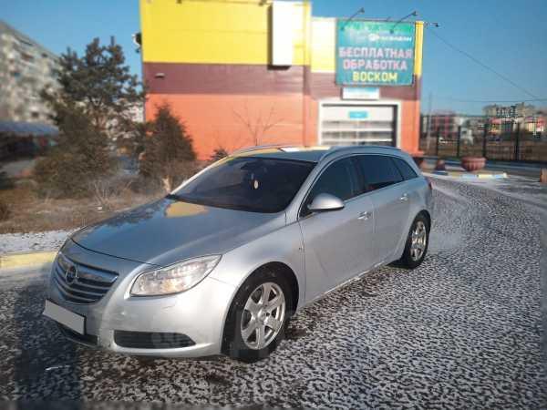 Opel Insignia, 2010 год, 420 000 руб.