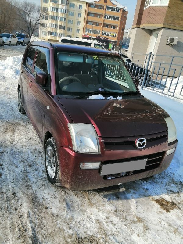 Mazda Carol, 2009 год, 195 000 руб.