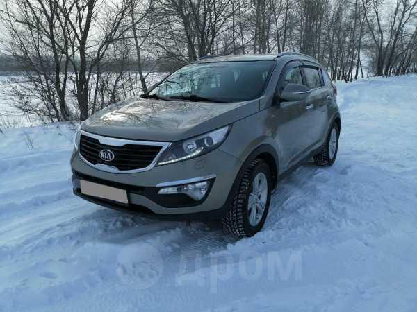 Kia Sportage, 2013 год, 940 000 руб.