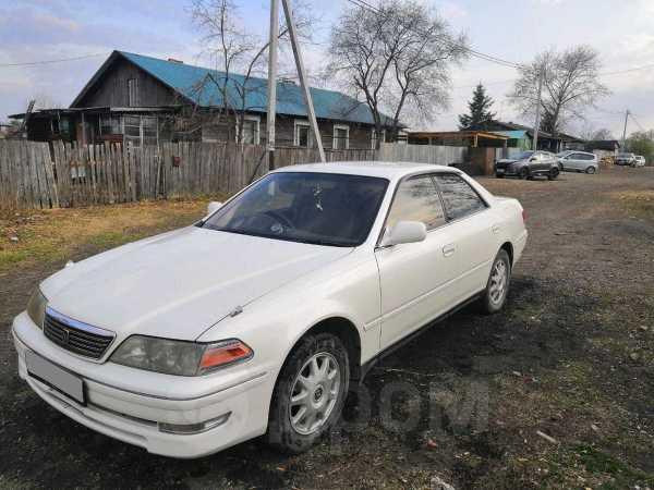 Toyota Mark II, 2000 год, 480 000 руб.
