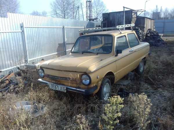 ЗАЗ Запорожец, 1987 год, 15 000 руб.