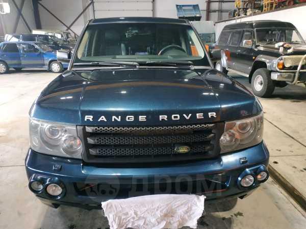 Land Rover Range Rover Sport, 2006 год, 780 000 руб.