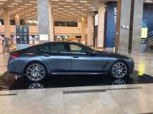 Красноярск BMW 8-Series 2019