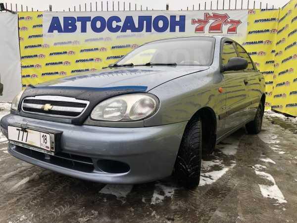 Chevrolet Lanos, 2008 год, 99 777 руб.