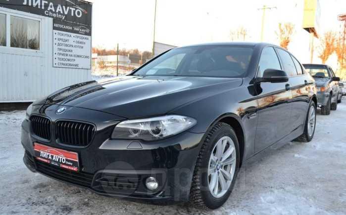 BMW 5-Series, 2014 год, 1 138 000 руб.