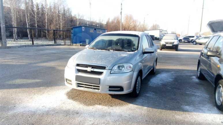 Chevrolet Aveo, 2007 год, 232 000 руб.