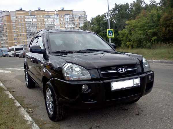 Hyundai Tucson, 2007 год, 540 000 руб.