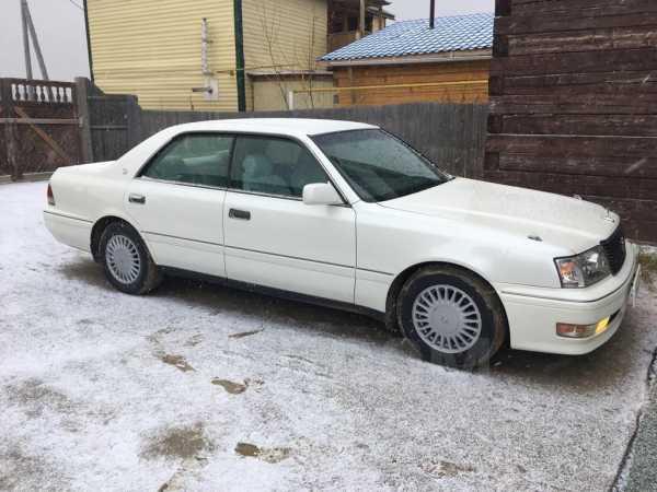 Toyota Crown, 1999 год, 410 000 руб.