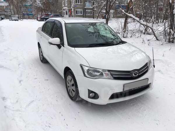Toyota Corolla Axio, 2013 год, 595 000 руб.