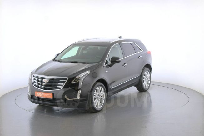 Cadillac XT5, 2017 год, 2 250 000 руб.