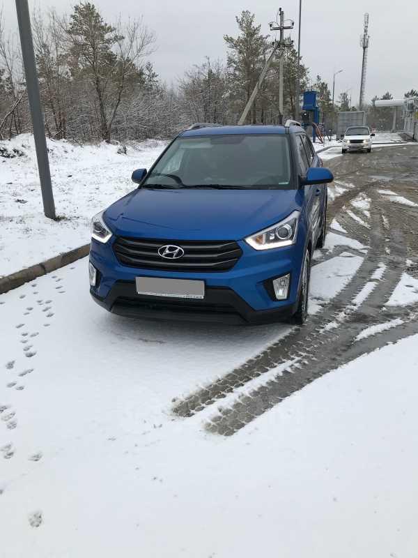 Hyundai Creta, 2017 год, 1 070 000 руб.