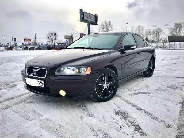Volvo S60, 2007 год, 459 000 руб.