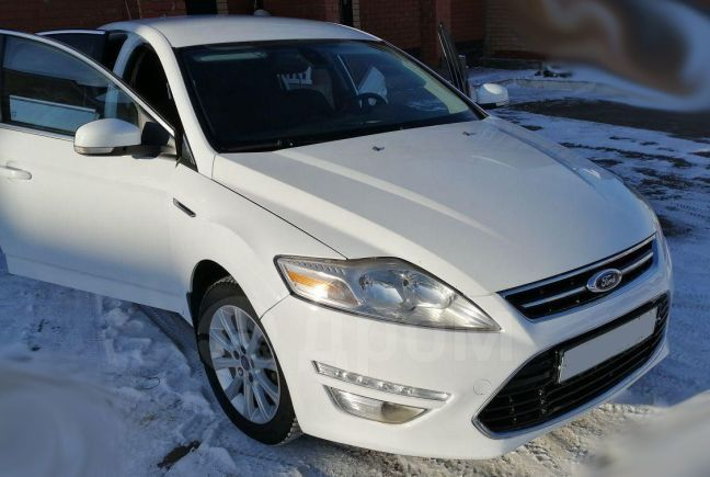 Ford Mondeo, 2013 год, 579 000 руб.