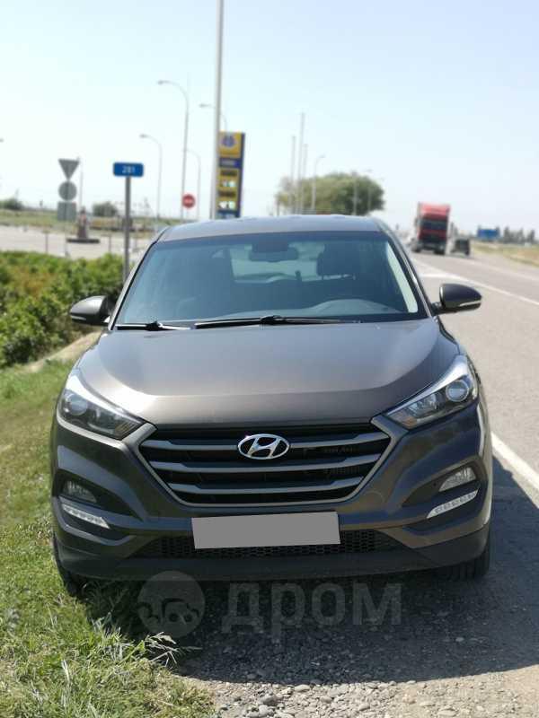 Hyundai Tucson, 2016 год, 1 400 000 руб.