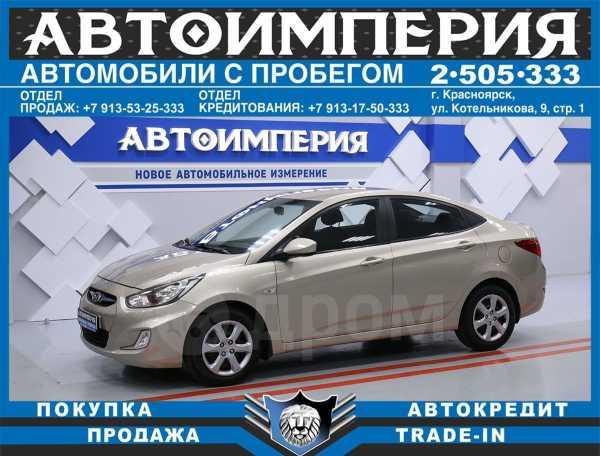 Hyundai Solaris, 2011 год, 468 000 руб.