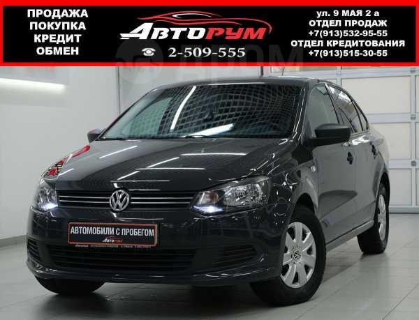 Volkswagen Polo, 2013 год, 447 000 руб.