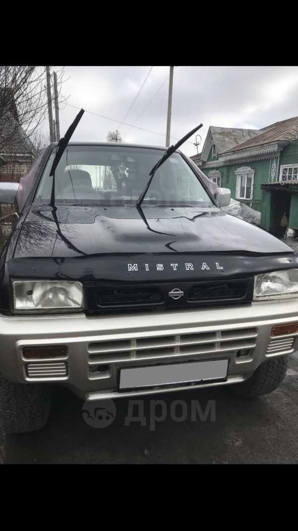 Nissan Mistral, 1995 год, 330 000 руб.