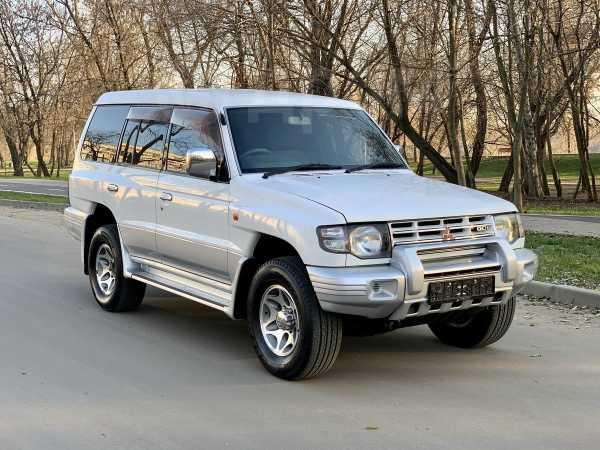 Mitsubishi Pajero, 1997 год, 590 000 руб.
