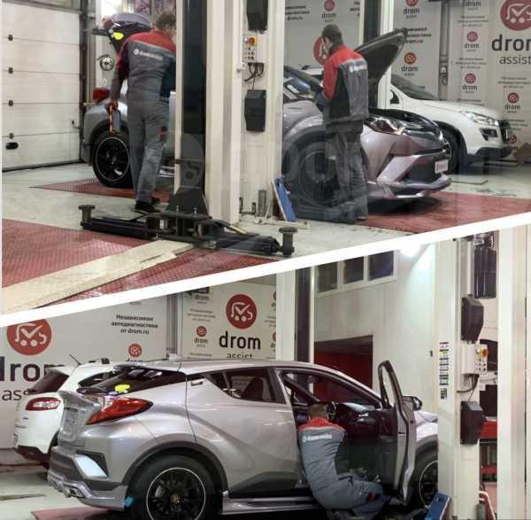 Toyota C-HR, 2017 год, 1 580 000 руб.