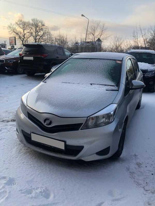Toyota Vitz, 2014 год, 420 000 руб.