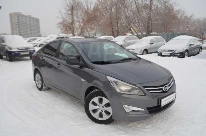 Hyundai Solaris, 2016 год, 490 000 руб.