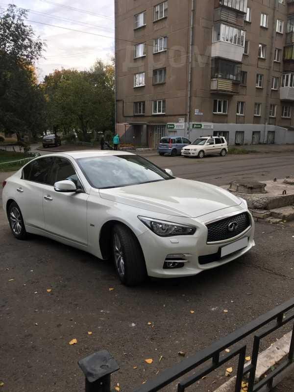 Infiniti Q50, 2016 год, 1 400 000 руб.