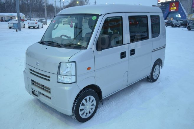 Nissan NV100 Clipper, 2014 год, 385 000 руб.