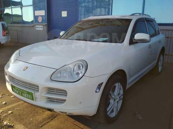 Porsche Cayenne, 2006 год, 795 000 руб.