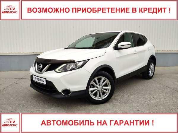 Nissan Qashqai, 2017 год, 1 235 000 руб.