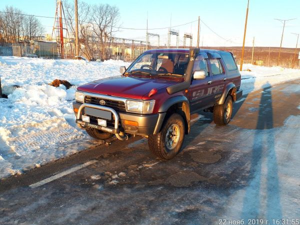 Toyota Hilux Surf, 1994 год, 460 000 руб.