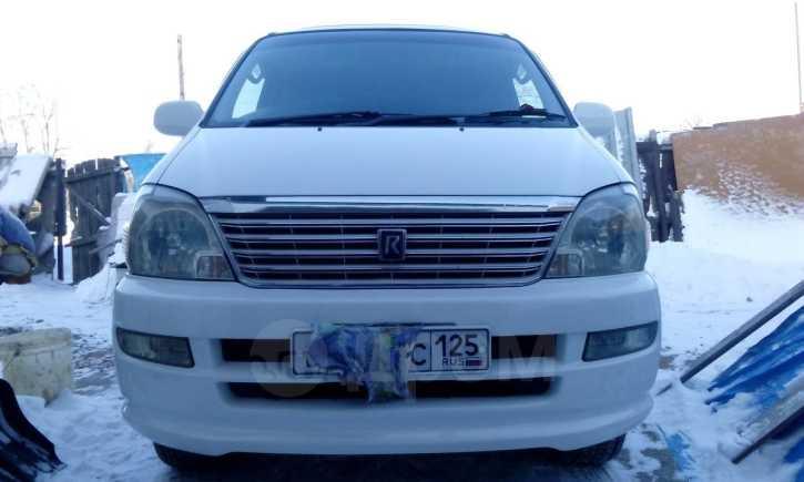 Toyota Hiace Regius, 2002 год, 600 000 руб.